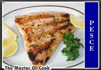 Salmone arrosto