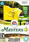 Tiger Woods PGA TOUR 12: The Masters – Nintendo Wii