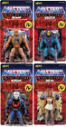 He-Man and the Masters of the Universe Vintage Figures Complete Set (4) Super7