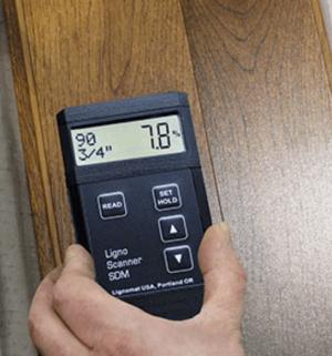 lignomat sdm moisture meter
