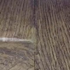 Chipped Wood Floor Edge After Repair