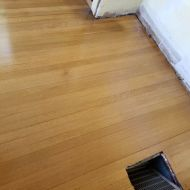 """2 1/4"""" Select and Common Red Oak installed in a Kansas City home."""