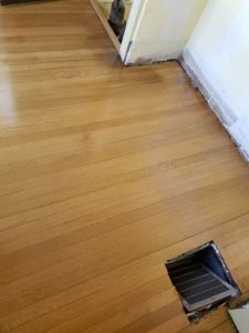 """2 1/4"""" Select and Common Red Oak Floor Sand and Finish"""