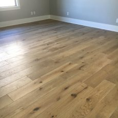 We installed Palladio Whiskey throughout the entire downstairs of this new construction home with the exception of the baths and laundry. They absolutely love it! <br /> <small>Photographer: Sheri Stephens </small><small>Location: Conway </small><small>Business: Conway Flooring & Design </small><br />