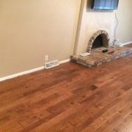 Living room addition.
