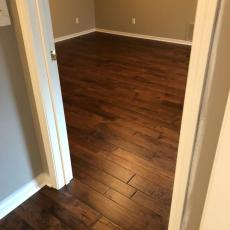Chalet Whistler from Real Wood Floors installed by Curt Searcy in Kansas City.  <br /> <small>Photographer: Curt Searcy </small><small>Location: Kansas City </small><small>Business: Searcy Flooring </small><br />