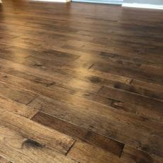 Chalet Whistler from Real Wood Floors installed by Curt Searcy in Kansas City.  <br /> <small>Photographer: Curt Searcy </small><small>    Location: Kansas City </small><small>    Business: Searcy Flooring </small><br />