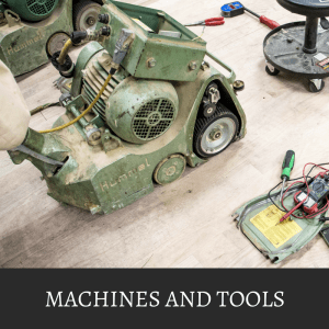 Machines and Tools