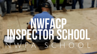NWFACP Inspector School