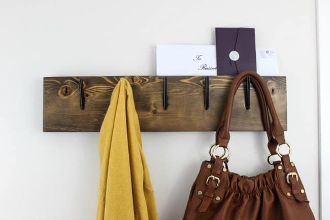DIY Coat Hanger