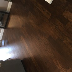 Ponderosa Alamosa from Real Wood Floors installed in a bedroom. <br />