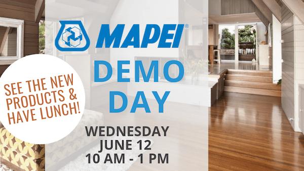 Omaha Mapei Demo Day
