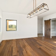 Longhouse Plank Dreghorn from Real Wood Floors installed by Revolve Design in Denver.