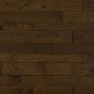 "Durango Collection ¾"" x 3-1/4"" - 4"" - 5"" Handscraped Euro White Oak"
