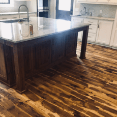 Buffalo River Hardwoods Antique Hickory <br /> <small>    Business: Buffalo River Hardwoods </small><br />