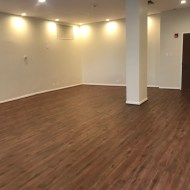 Maxx Floors Spiced Rum  installed in Houston