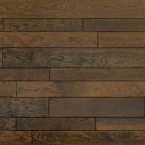 "Durango Collection ¾"" x 2-1/4"" - 3-1/4"" - 4"" Handscraped White Oak"