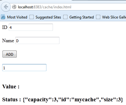AngularJS cacheFectory
