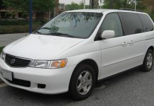 Honda Odyssey is going to fix seats that could shift suddenly (themasterworld.com)