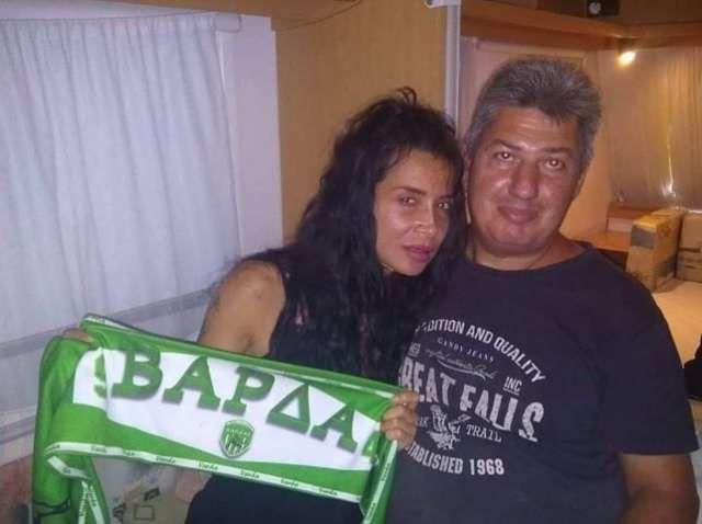Μετά τον ΠΑΟΚ, χωράει και λίγος ΠΑΟ Βάρδας στην καρδιά της Πάολα