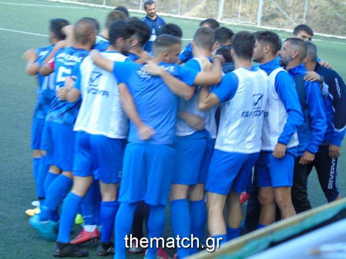 Γ' Εθνική: Διαγόρας Βραχνεΐκων - Αχαρναϊκός 2-0 (φωτό-βίντεο-συνεντεύξεις)