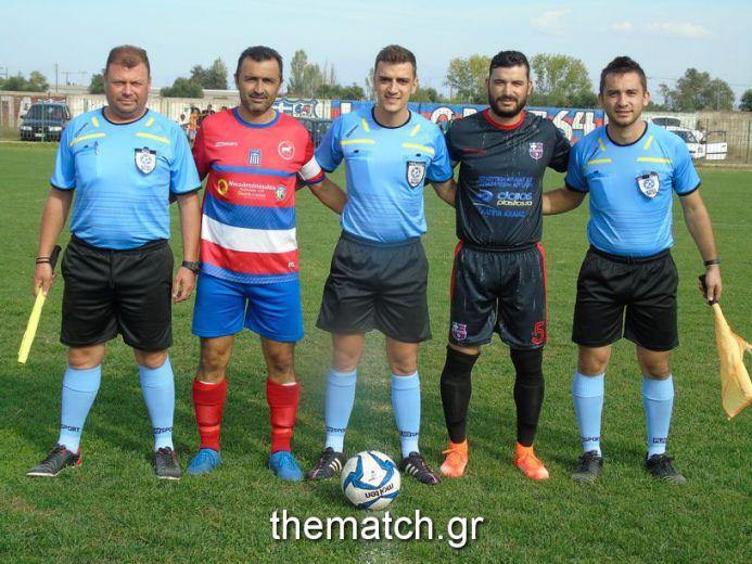 Κύπελλο Ε.Π.Σ. Aχαΐας: Ατρόμητος Λάππα - Γαλήνη 1-0 (φωτο)