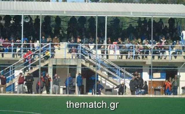 Γ' Εθνική: Διαγόρας Βραχνεΐκων - Αχαϊκή 0-0 (φάσεις-φωτό-συνεντεύξεις)