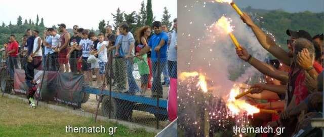 Α' Ε.Π.Σ.Α (Μπαράζ ανόδου): Πανμοβριακός Ριόλου - Θύελλα Π. 3-1 (βίντεο-συνεντεύξεις-φωτό)