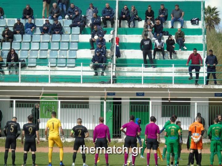 Δεν κατάφερε να κλείσει θετικά τη σεζόν ο ΠΑΟ Βάρδας, νίκησε με 1-2 και σώθηκε ο Αχαρναϊκός (βίντεο-φωτό)