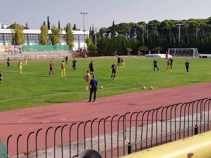 Στην κορυφή ο Παλληνιακός 2-1 τον Φοίβο Κρεμαστής