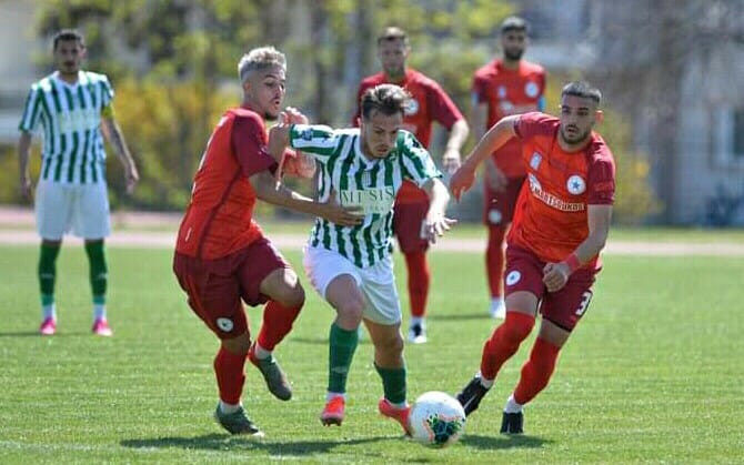 Football League: Στη Ρόδο η Καλαμάτα, δεύτερο σερί εντός το Βλαχιώτη με Νίκη Βόλου
