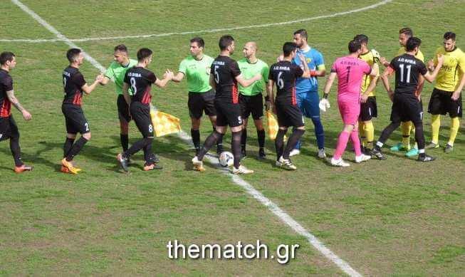Μεγάλη νίκη η Θήβα με 1-0 στην Αχαγιά κόντρα σε μια μέτρια Αχαϊκή (φωτό+βίντεο)