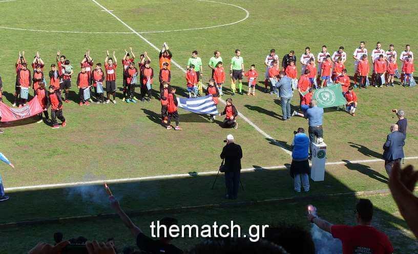 Κύπελλούχος Αχαΐας και πάλι ο Κεραυνός Αγιου Βασιλείου 1-0 τον Πανμοβριακό (φωτό+βίντεο)