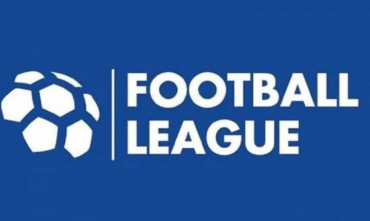 Οριστικό τέλος και στη Football League. Ανεβαίνουν Τρίκαλα και Ιωνικός