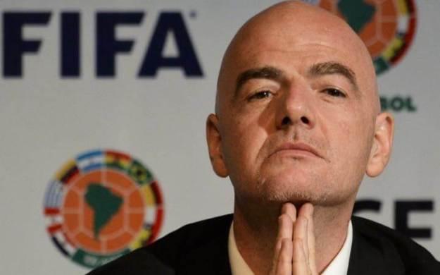 Τζιάνι Ινφαντίνο, UEFA