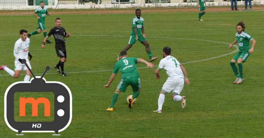 ΠΑΟ Βάρδας - Παναργειακός 7-0 (βίντεο+φωτό)