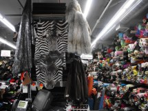 Fabric - and zebras!
