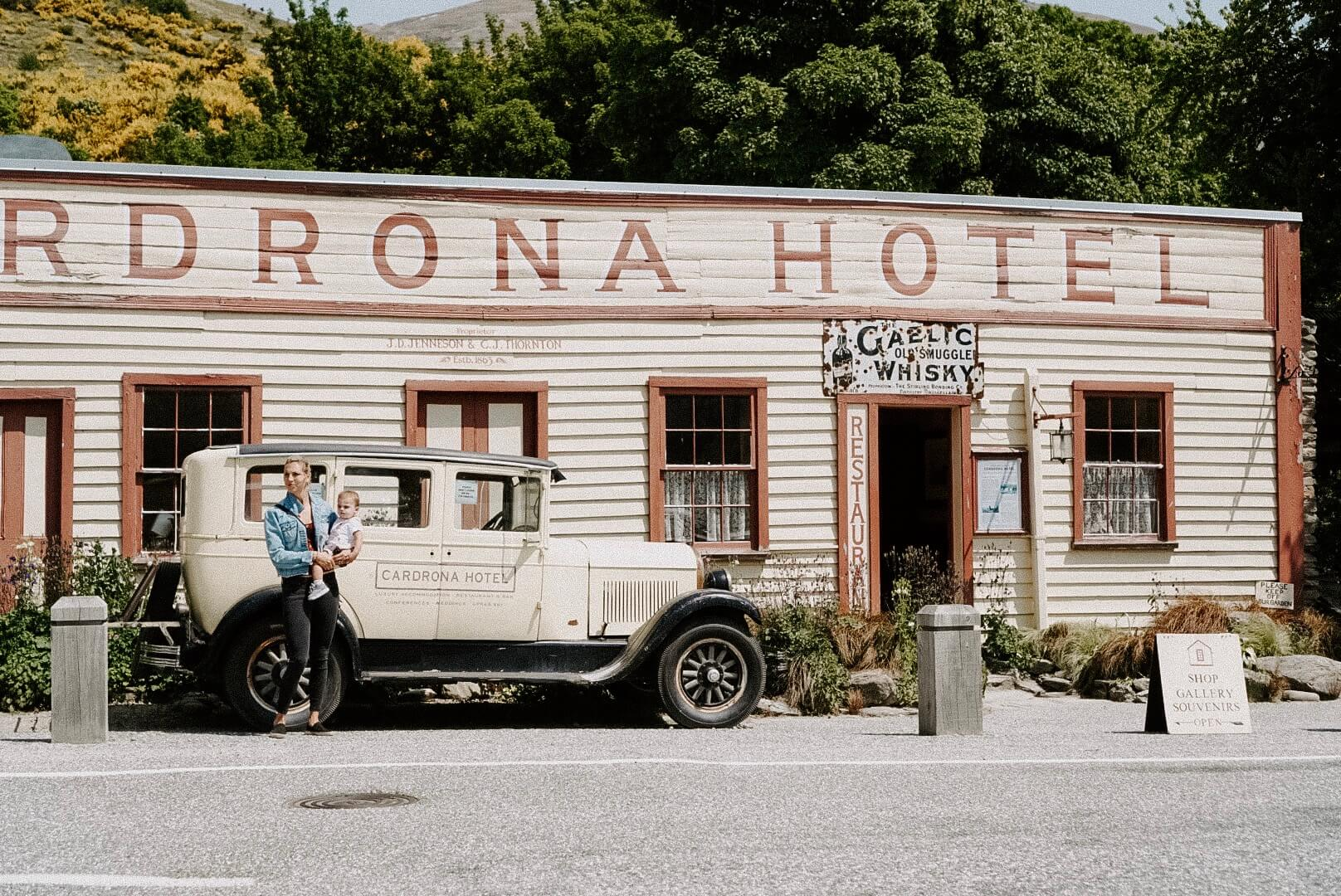 day trips from Queenstown