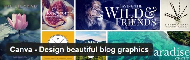 Canva Free WordPress Plugin