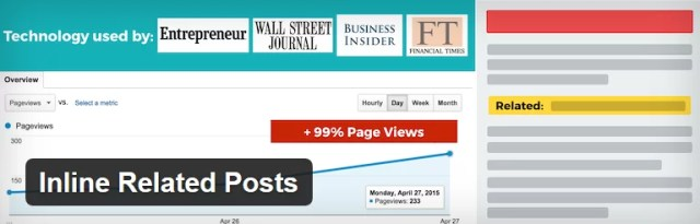 Inline Related Posts WordPress Plugin