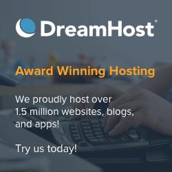 DreamHost, Best All-around Hosting