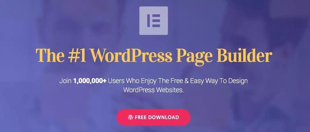 Elementor WordPress builder - Catchy Designs