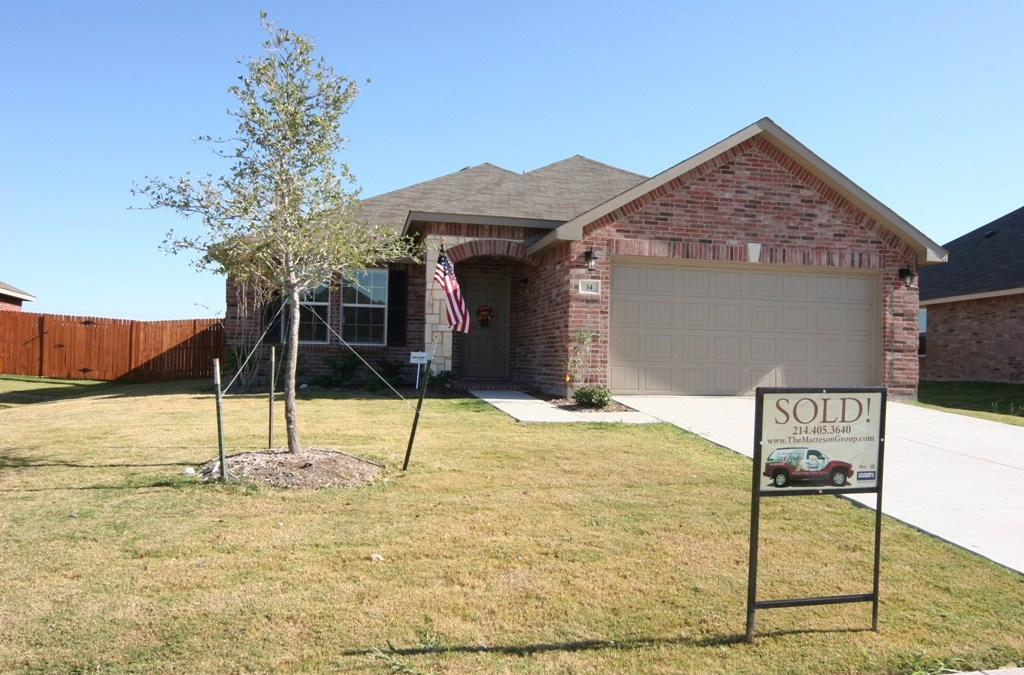 34 Larkspur, Fate, TX 75132 – SOLD!