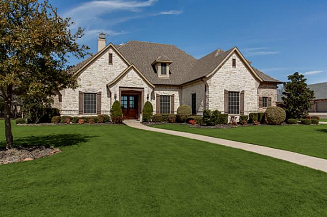 Wyndemere in Heath Texas for under 600,000!