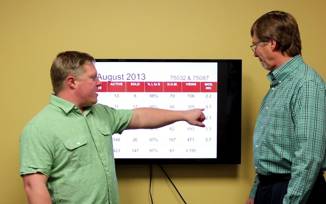 Real Estate Update – August 2013 Review – Episode 349