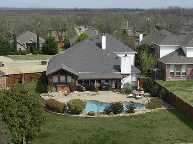Outdoor Living in Rockwall, Texas