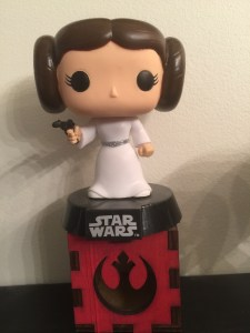 Princess Leia Funko