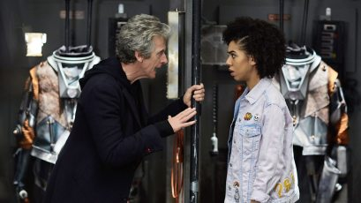 Doctor Who and Bill, Oxygen