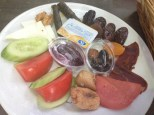 İftar Tabağı (Iftar plate)