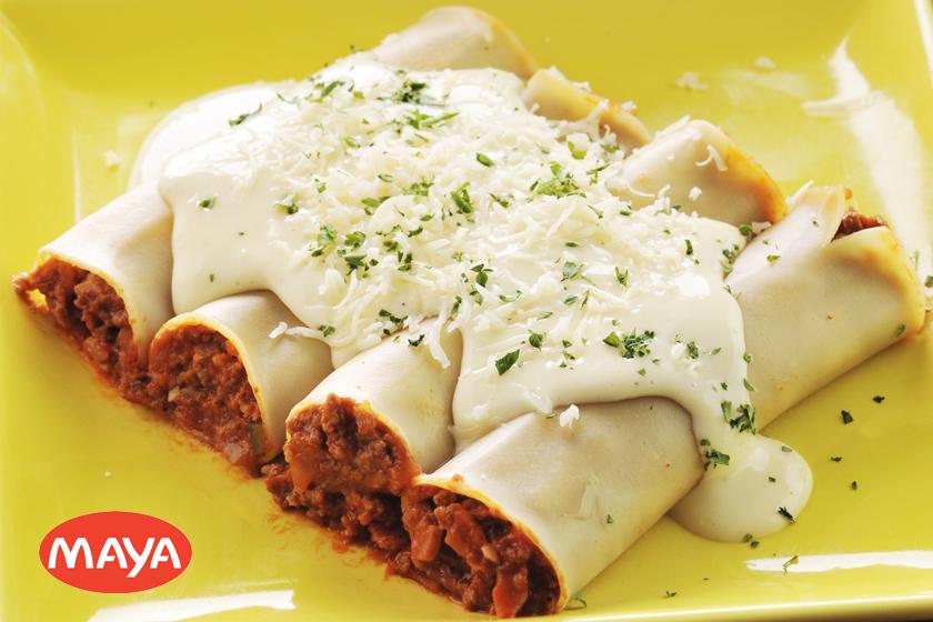 Easy Lasagna Rolls